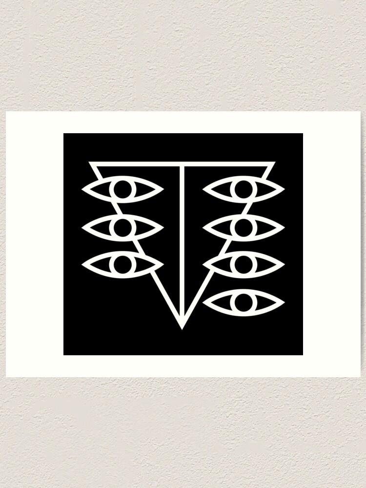 Alternate view of Evangelion Lilith Art Print