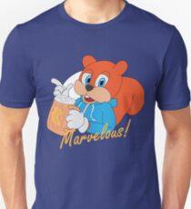 """""""Marvelous"""" - Conker  Unisex T-Shirt"""