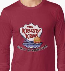 Krusty Krab Long Sleeve T-Shirt
