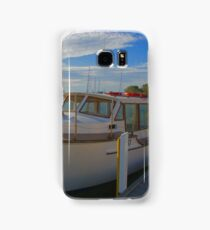The family boat Samsung Galaxy Case/Skin
