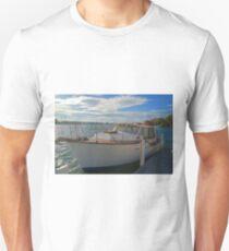 The family boat Unisex T-Shirt