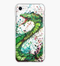 Mystical Snake iPhone Case/Skin