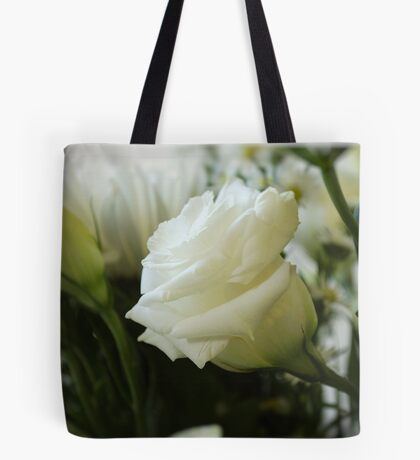 PERFECT IN WHITE Tote Bag
