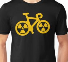 Radioactive Bicycle Unisex T-Shirt