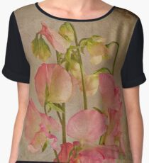 """Oh The Fragrance!"" Women's Chiffon Top"