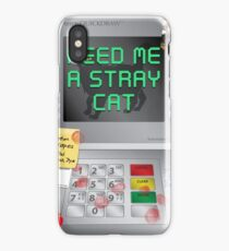 What are you doing?! iPhone Case
