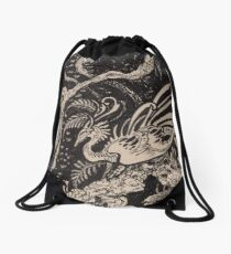 Undergrowth Drawstring Bag