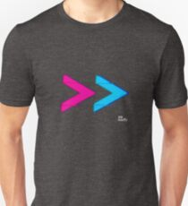 Scan line Logo T-Shirt