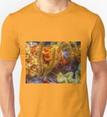 Lost In The Golden Coral Unisex T-Shirt