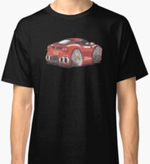 Ferrari F430 Caricature Classic T-Shirt
