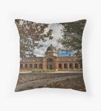 Goulburn Courthouse Throw Pillow