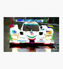 Mazda at Lemans  Photographic Print