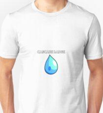 Cascade Badge - Pokemon Unisex T-Shirt