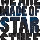 We are made of star stuff by boogiebus