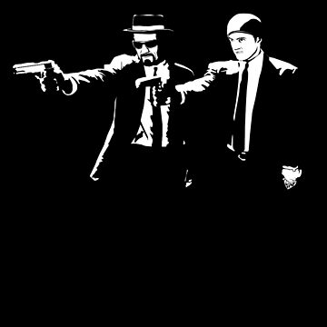 Breaking Bad Pulp Fiction by Austintacious