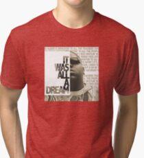 Notorious B.I.G Tri-blend T-Shirt
