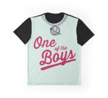 Holtzmann One Of The Boys Graphic T-Shirt