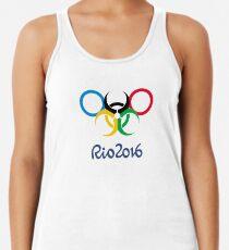 Rio Olympische Spiele 2016 Tanktop für Frauen