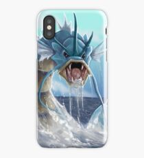 GYARADOS THE GREAT  iPhone Case/Skin
