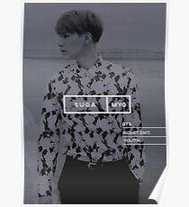 Youth - Suga Poster