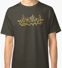 Lachlan   LIMITED EDITION!   GOLD FOIL TSHIRT   NEW!   HIGH QUALITY! Classic T-Shirt