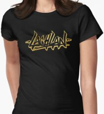 Lachlan | LIMITED EDITION! | GOLD FOIL TSHIRT | NEW! | HIGH QUALITY! Women's Fitted T-Shirt