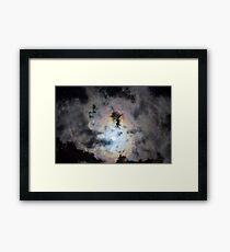 Cumulonimbus Framed Print