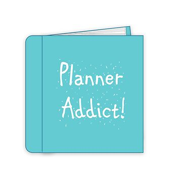 Planner Addict by Bekah