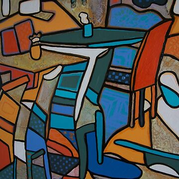 Urban Culture - Table for Two by rovay