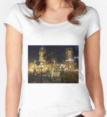 Plaza de Armas Women's Fitted Scoop T-Shirt