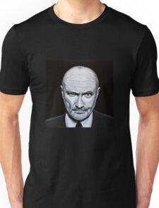 Phil Collins painting Unisex T-Shirt