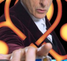 Doctor Who - 12th Doctor Sticker