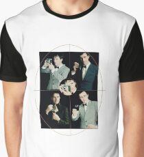SpyvsSpy Graphic T-Shirt