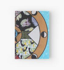 The Southern Hemisphere Mandala Hardcover Journal