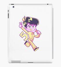 Jumpsuit Jyushimatsu iPad Case/Skin