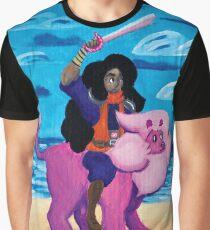 Stevonnie's fight Graphic T-Shirt