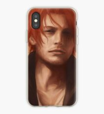 EDR 1145 Akagami no Shanks Realistic Painting iPhone Case