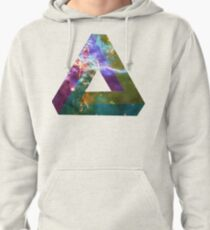 God's Impossible Triangle V1 | MXTHEMATIX Pullover Hoodie