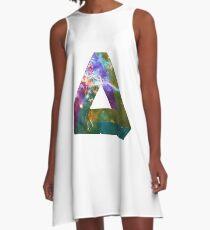 God's Impossible Triangle V1 | MXTHEMATIX A-Line Dress