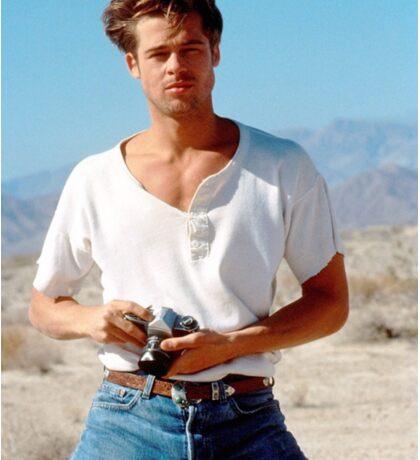 Brad Pitt  Sticker