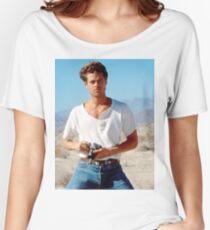 Brad Pitt  Women's Relaxed Fit T-Shirt