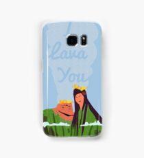i lava you Samsung Galaxy Case/Skin