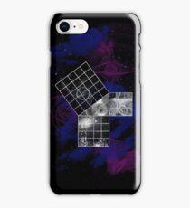 Pythagoras Abstract Design iPhone Case/Skin