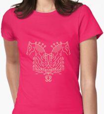 Sleipnir Womens Fitted T-Shirt