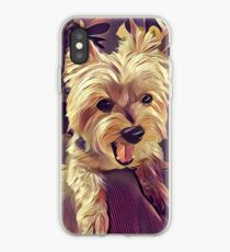 Yorkie Roar  iPhone Case