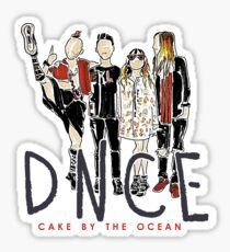 DNCE Sticker