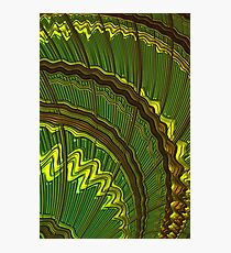 Celtic Harp Abstract Photographic Print