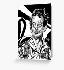 VENKMAN - GHOSTBUSTERS Greeting Card