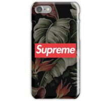 flower supreme iPhone Case/Skin