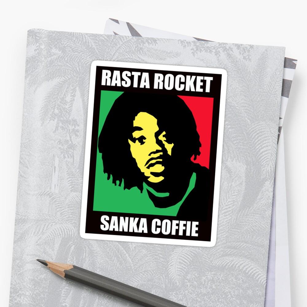 Sanka Coffie
